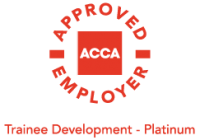 ACCA Approved Employer - Trainee Development, Platinum